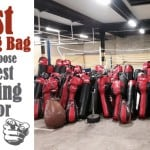 Best Punching Bag – How To Choose The Best Punching Bag For You