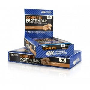 Optimum Nutrition Complete Protein Bar