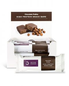 Bulk Powders High Protein Snack Bars