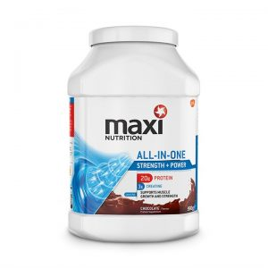 MaxiNutrition All-in-One Strength and Power