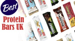 best protein bars uk