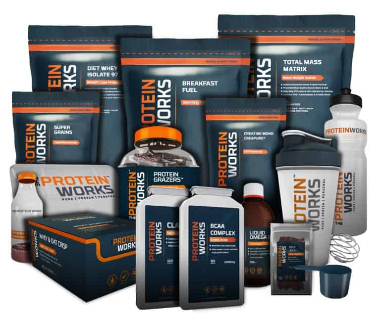 the protein works review