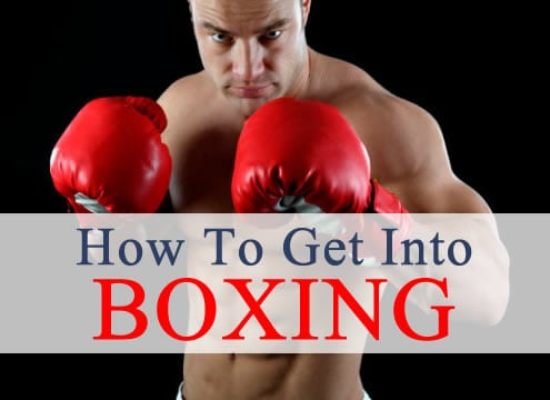 how to get into boxing