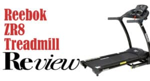 reebok treadmill zr8 review
