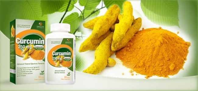 Turmeric Tablets and capsules