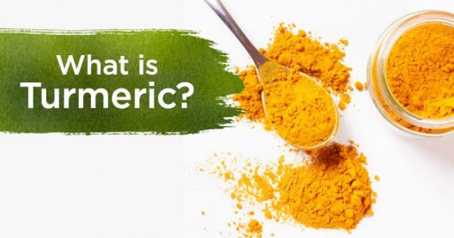 What exactly is turmeric?