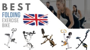 Best Folding Exercise Bike - Top 6 List [WORKOUT GUIDE]
