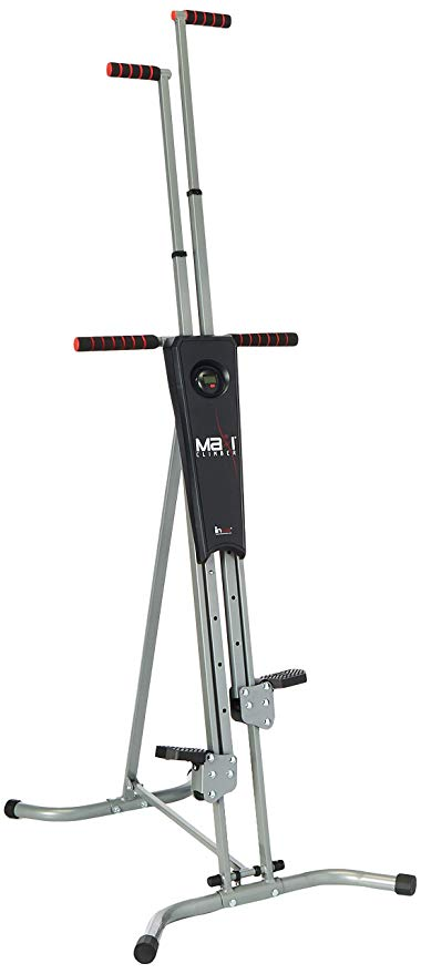 Maxi Climber Vertical Climbing Cardio Exercise Machine
