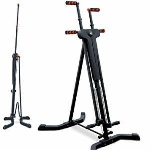 Sportstech innovative 2-in-1 Stepper & Vertical Climber