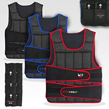 We R Sports™ XTR Weight Vest Review