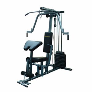 Bodymax Fitness Strength Trainer (CF372) Multi Gym - Silver