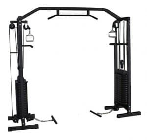 Fit4Home TF-1007 Cable crossover machine Olympic Multi Gym