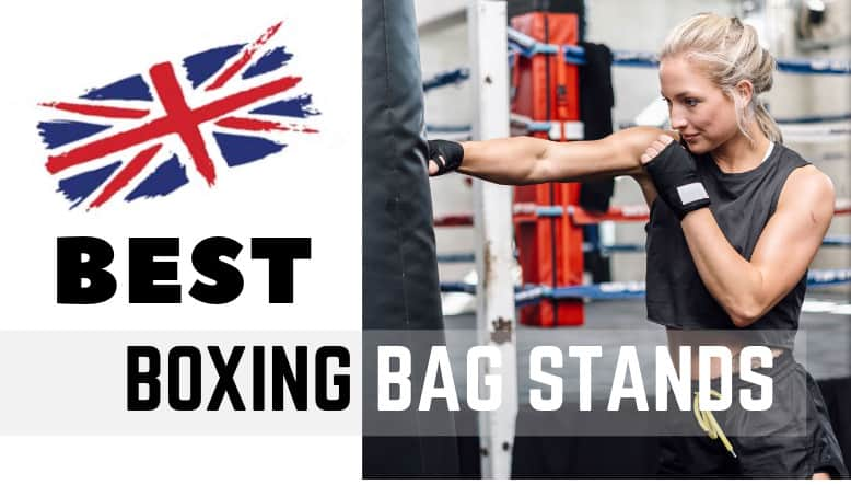 MAXSTRENGTH 2 Ways Free Standing Hanging Boxing Punch Bag stand martial arts training kickboxing punching heavy duty equipment.
