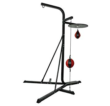 Xn8 Sports 3 Way Frame Boxing Speedball Platform Stand