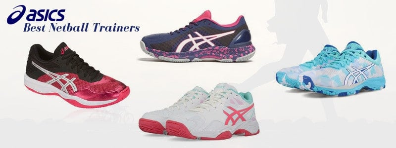 🥇Best Netball Trainers Reviewed - UK