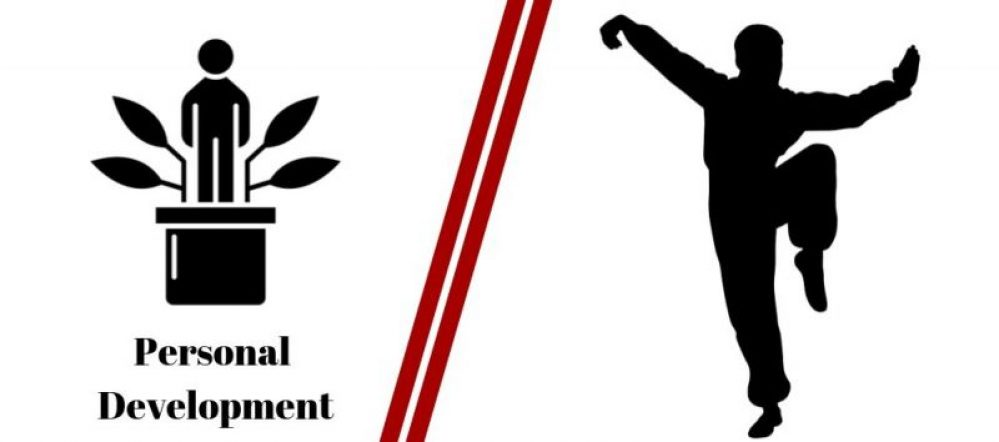 personal development martial arts