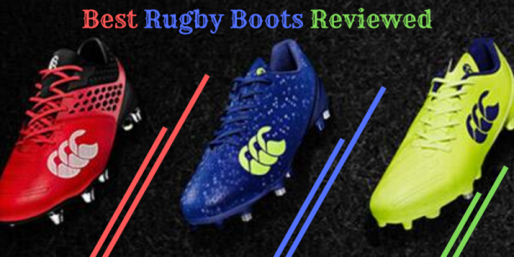 Best Rugby Boots Reviewed