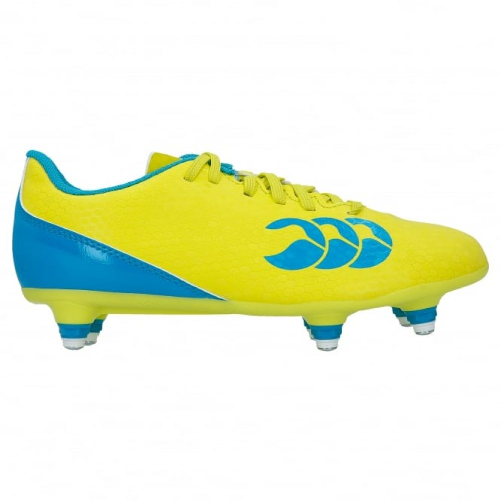 Canterbury Men's Speed 2.0 Soft Ground Rugby Boots