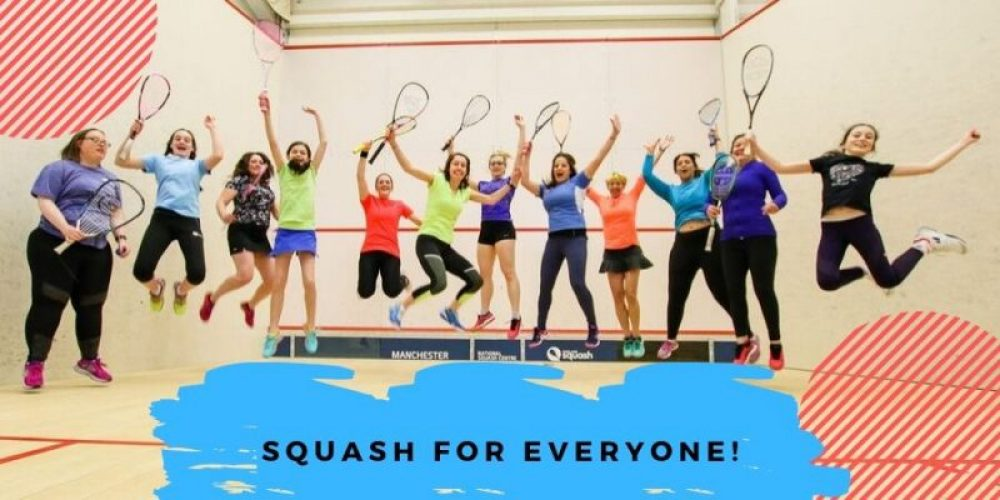 SQUASH FOR EVERYONE!
