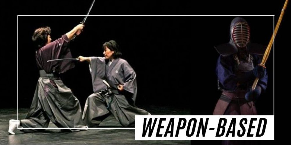 weapon-based martial arts