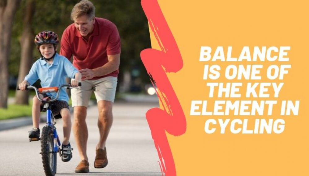 balance in cycling