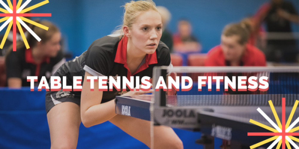 table tennis and fitness